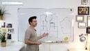 Практический Урок №43 Платье плотного прилегания из трикотажа Построение моделирование лекал