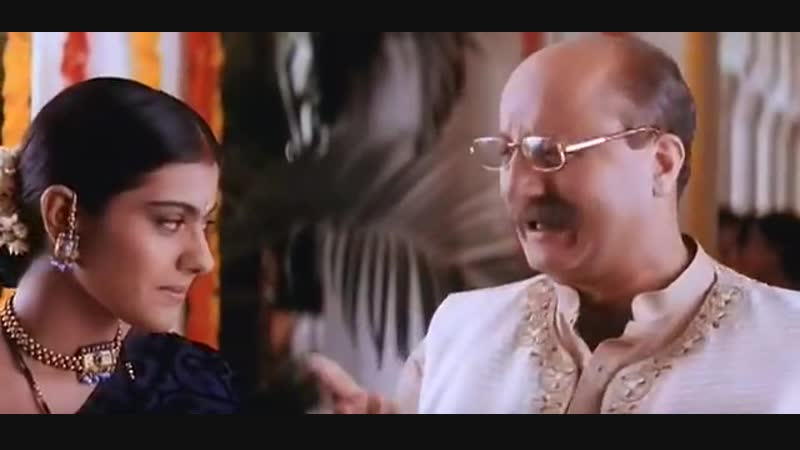 Я живу в твоем сердце / Hum Aapke Dil Mein Rehte Hain, 1999 - Анил Капур, Каджол, Анупам Кхер, Сатиш Каушик