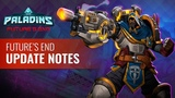 Paladins - Future's End Update Notes VOD
