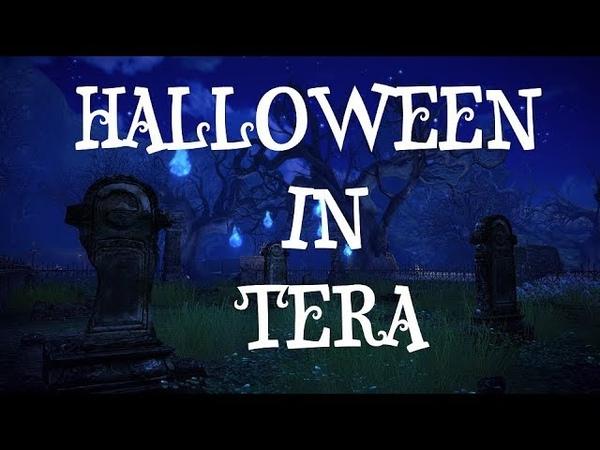 Tera Ведьмин шабаш на Halloween