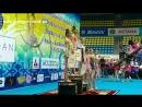 Церемония награждения многоборья сеньоров и юниоров 2003-2005 г.р. «ZHULDYZ-CUP» - 29-31.05.2018, Astana, Kazakhstan
