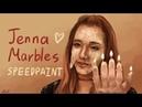 [Speedpaint] Jenna Marbles [HPB, Max Комочек Депрессии]
