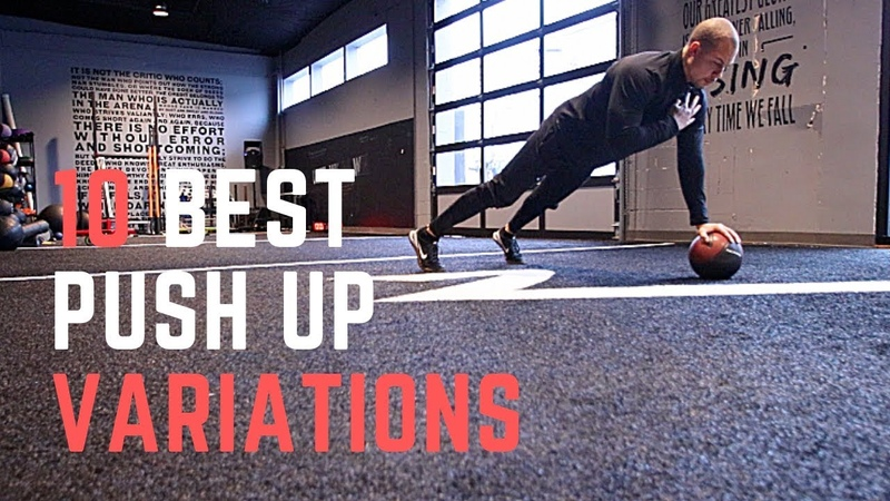 10 Best Push Up Variations To Get Leaner And Stronger