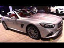 2018 Mercedes SL450 Roadster - Exterior and Interior Walkaround - 2018 New York Auto Show