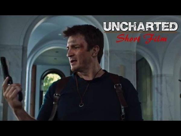 UNCHARTED Short Film starring NATHAN FILLION (2018)