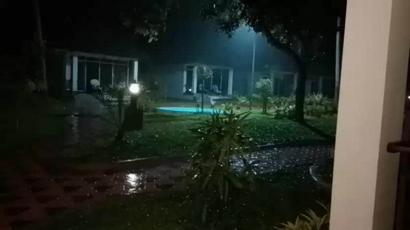 Дождь в Керале