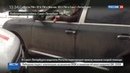 Новости на Россия 24 В Петербурге водитель Porsche перекрыл проезд скорой