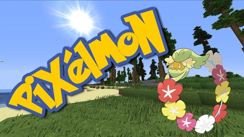 Шайни Покемон Комфей - Pixelmon на сервере Pixelmon.PRO 10