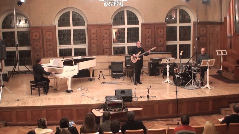 Four Brothers. Jimmy Giuffre. Performing Antanas Balsys (bass guitar)
