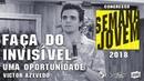 Faça do Invisível uma oportunidade - Victor Azevedo Congresso Semana Jovem 2018 AtéQuinta