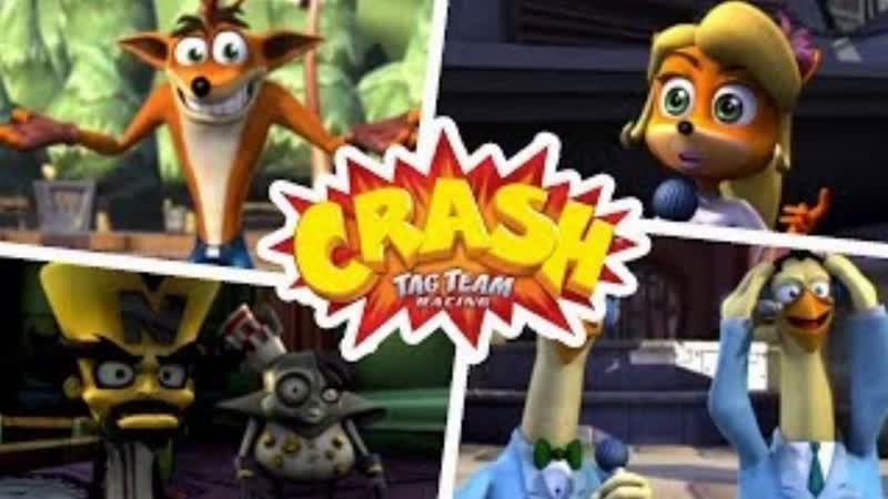 Crash Tag Team Racing Pel cula Completa En Espa ol - (aneka.scriptscraft.com) 360p