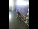 Игровые тренировки:флорбол, футбол группы: Шведова П.Н. Алешин Д.К. Муравьев В.В.