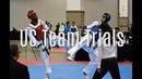 2018 US Taekwondo Team Trials Fight Day