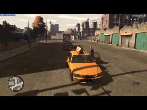 Прохождение GTA 4 на 100 - Встречаемся с Пакки Идём в Стриптиз-Клуб