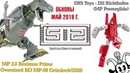 6star6scream6 - Reximus Prime oversized MP-08 Grimlock DX9 Toys Richthofen MP Powerglide [RUS] [РУС]