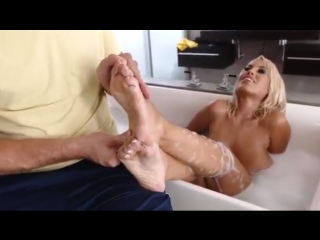 Bridgette B / Single Again! / Love Her Feet / Big Boobs Blonde