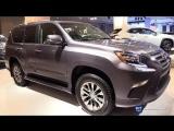 2018 Lexus GX 460 - Exterior and Interior Walkaround - 2018 New York Auto Show