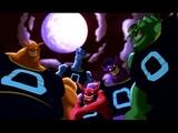 Пришельцы получают силу игроков NBA Космический джем (1996) Full HD 1080p