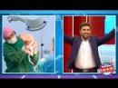 Роды в прямом эфире на телеканале ATV впервые в Азербайджане Азербайджан Azerbaijan Azerbaycan БАКУ BAKU BAKI Карабах 2018 HD