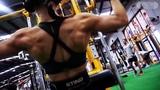 Kiki Vhyce workout Spartan Bodybuilding