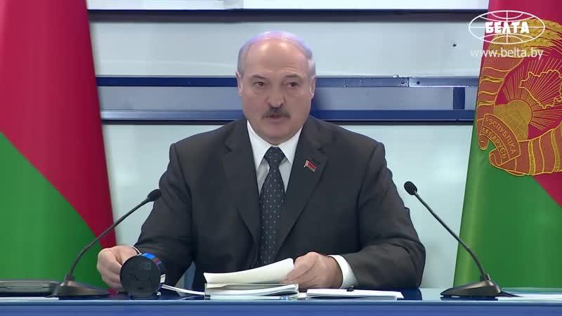 Спорт - не лотерея - Лукашенко требует обеспечить максимальную эффективность гос