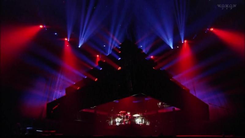 Muse - Live @ Saitama Super Arena 2013 HD (WOWOW Broadcast)