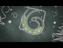 After Effects intro template | Christmas Chalkboard Logo Free Download