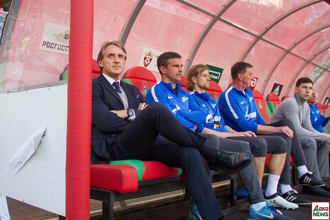 Роберто Манчини. Фото: Дмитрий Бурдонов / Loko.News