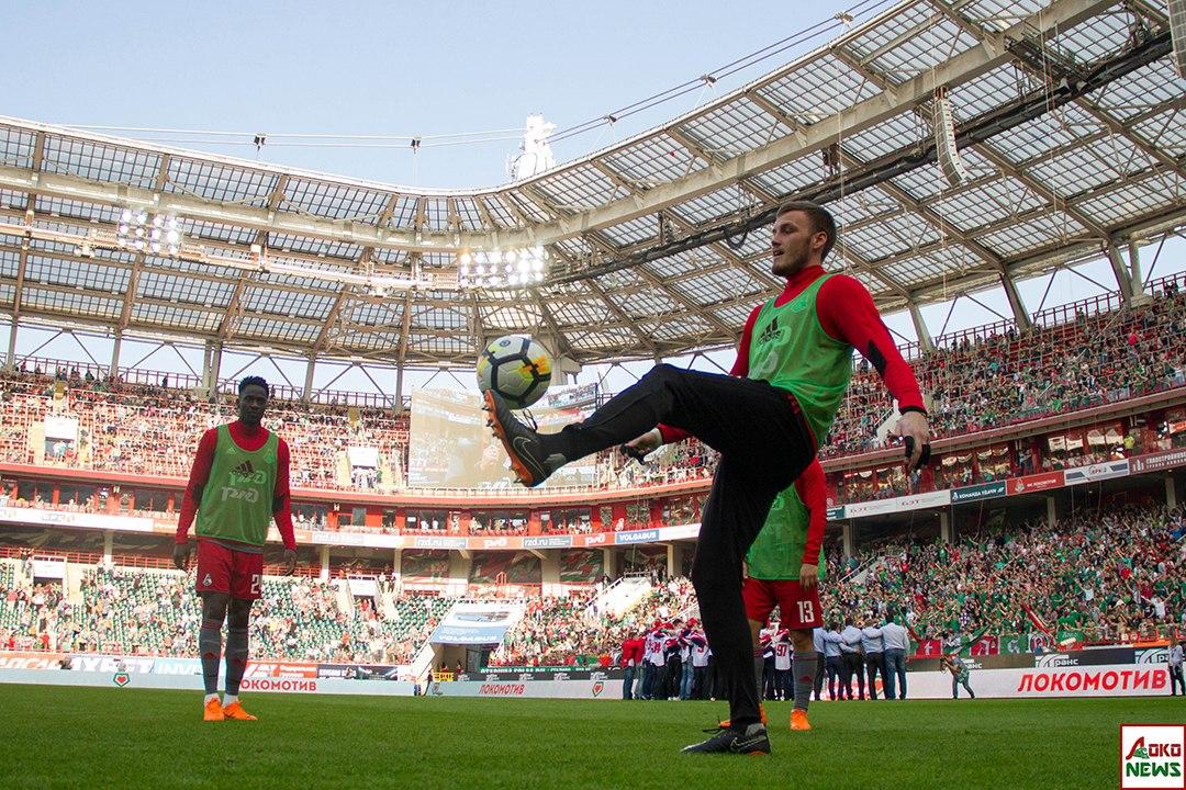 Фото: Дмитрий Бурдонов / Loko.News