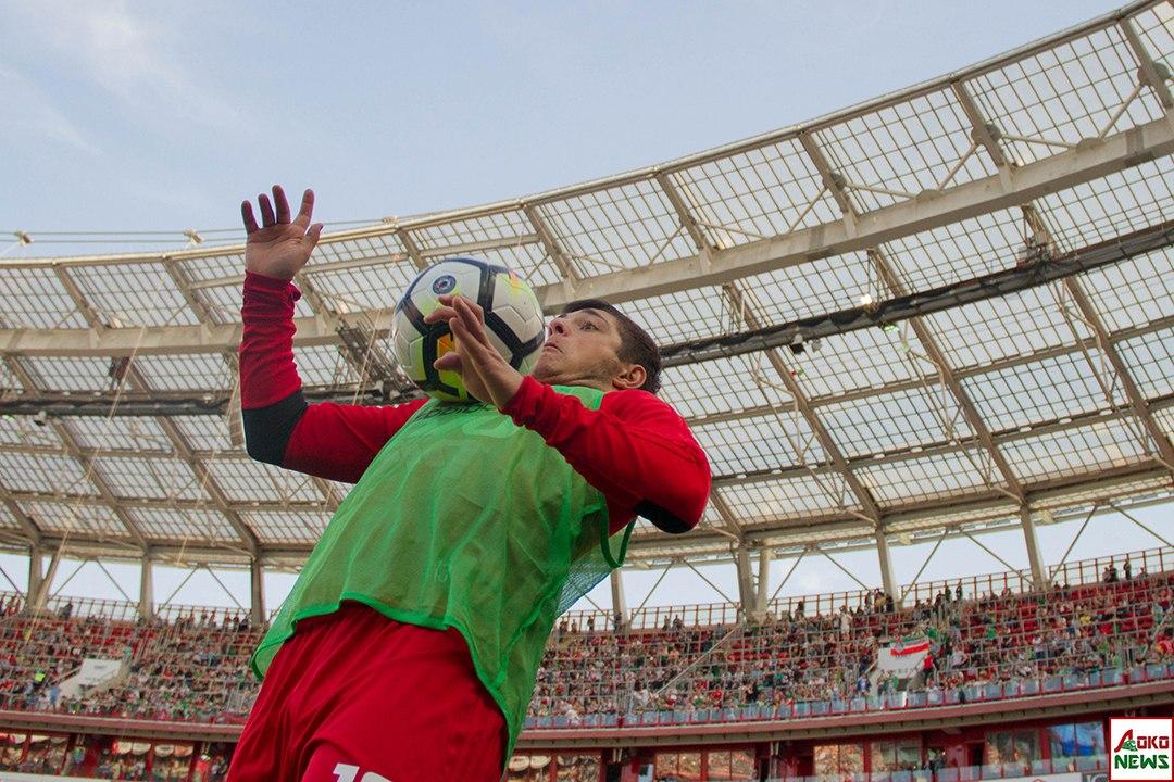 Аршак Корян. Фото: Дмитрий Бурдонов / Loko.News