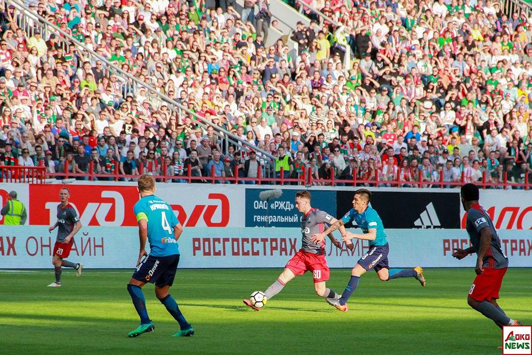 Миранчук. Фото: Дмитрий Бурдонов / Loko.News