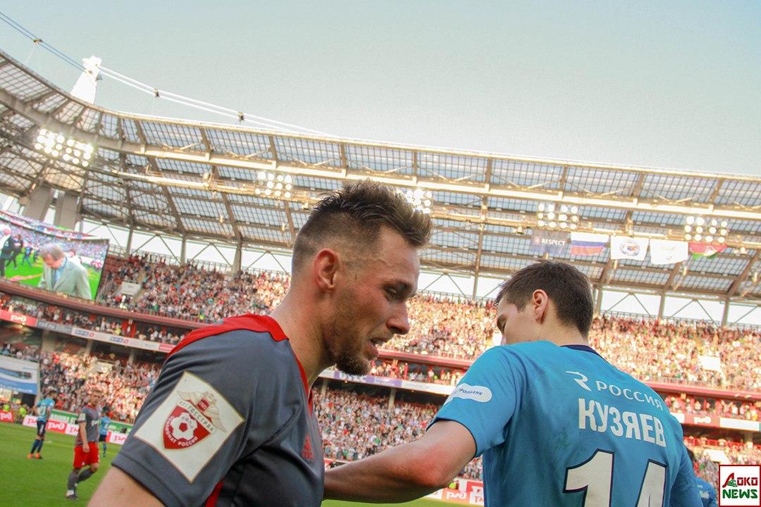 Рубус и Кузяев. Фото: Дмитрий Бурдонов / Loko.News
