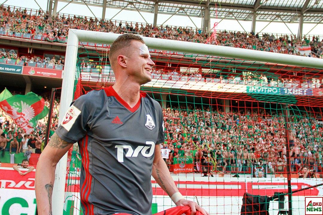 Дмитрий Тарасов. Фото: Дмитрий Бурдонов / Loko.News