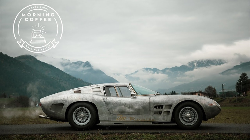 Iso Grifo A3C Recreating The Riveted Race Car