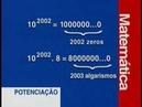 A 01 - Potenciação - Matemática - Vestibulando Digital