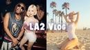 DJ SODA(dj소다,디제이소다)-LA Vlog.2 WITH (Lil jon, Baller)