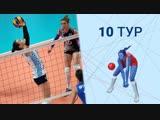 Лидеры уходят в отрыв! Обзор 10 тура Женской Суперлиги! Review of 10 round of Womens Super League
