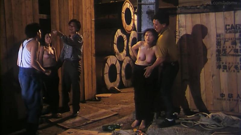 бдсм сцены bdsm похищение бондаж изнасилования rape из фильма Behind The Pink Door Bao zha xing xing wei 1992 год