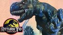 Muldoon's First Encounter With Rexy The Tyrannosaurus - Return To Jurassic Park Comics Part 9