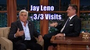 Jay Leno Craig Ferguson Talking Their Scottish Mothers - 3/3 Visits In Chronological Order