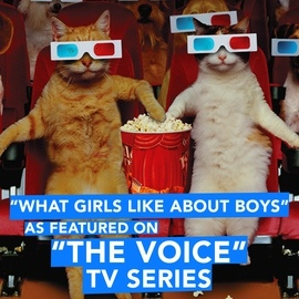 """Extreme Music альбом What Girls Like About Boys (As Featured on """"The Voice"""" TV Series) - Single"""