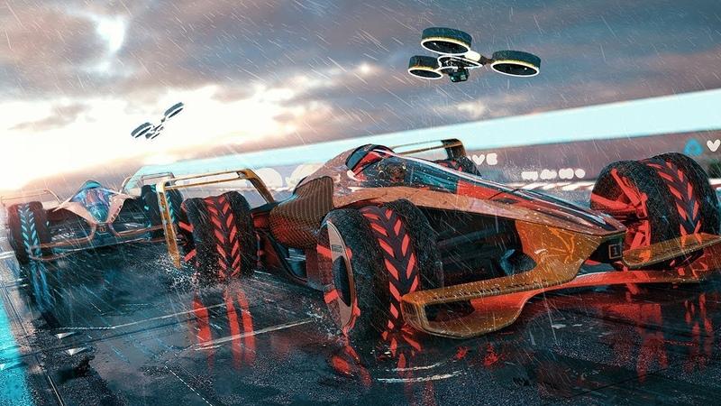 Future Grand Prix   McLaren Applied Technologies