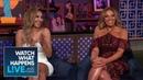 Naya Rivera Sounds Off On Bravo Drama | RHONJ | WWHL