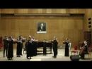 А.Вивальди, Concerto «L`inquietudine» D-dur I часть Allegro molto