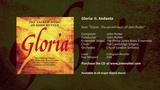 Gloria 2nd mvt, Andante John Rutter, Cambridge Singers, Philip Jones Brass Ensemble