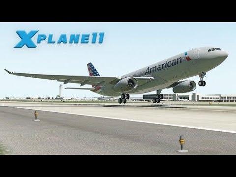 Алькатрас RV начала эфир с игрой 🏆X plane 11🏆