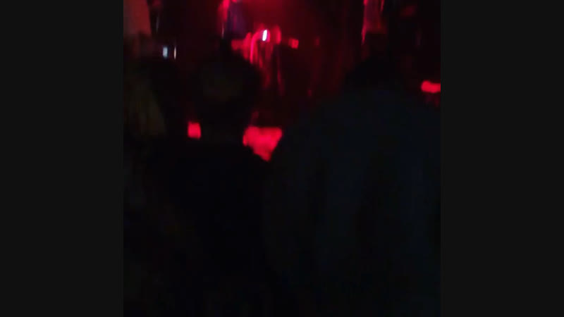 Smrtdeath wicca phase - untitled (snippet) (live in Seattle 12.12.2018; in Nothing,Nowhere. Tour)
