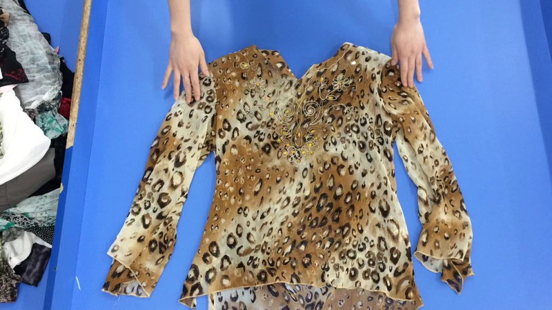 ж30. Блузки модные длинный рукав Extra Швейцария Упаковка 23,45 кг. Цена 560 руб/кг. Количество 170 шт. С/с 77 руб/шт. Анна 79126670772