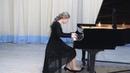 01 Русанова Екатерина В А Моцарт Соната Ля мажор III часть Рондо alla turca