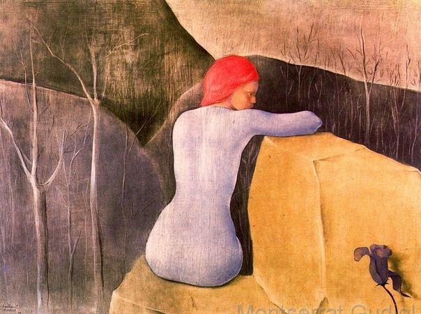 Монтсеррат Гудиоль (1933-2015) - испанская художница.